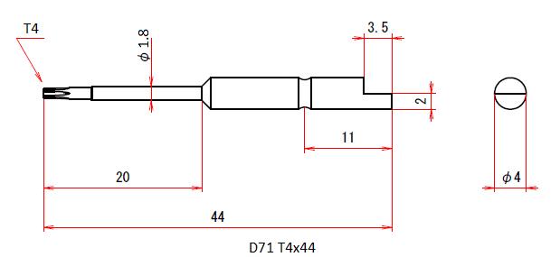 D71 T4x44