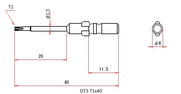 D73 T1x40