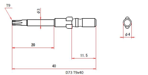D73 T9x40
