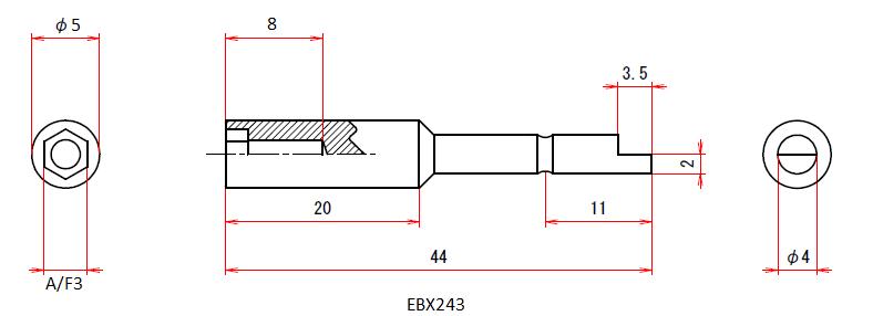 EBX243