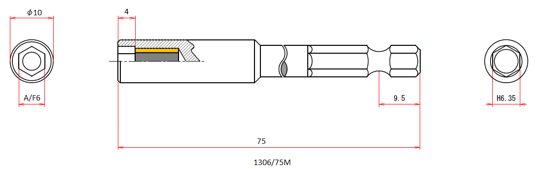 1306/75M