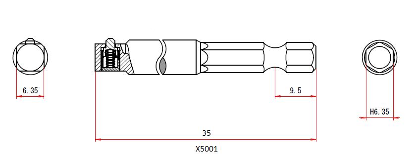 X5001