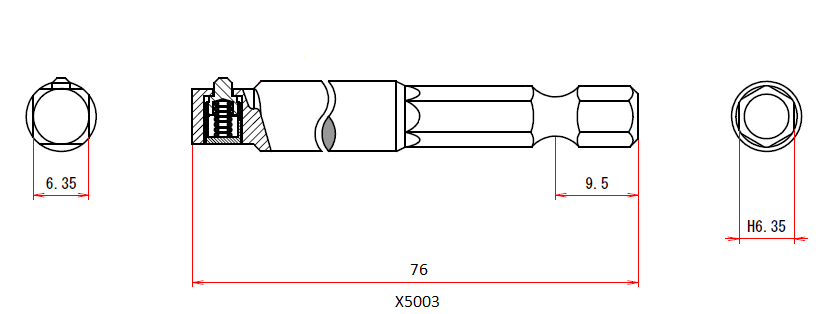 X5003