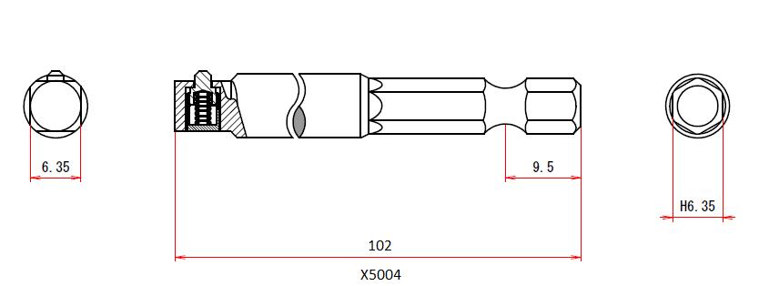 X5004