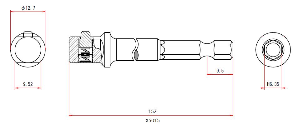 X5015