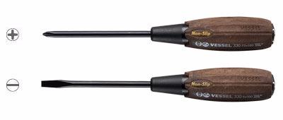 330 Wood-Compo Tang-Thru Screwdriver