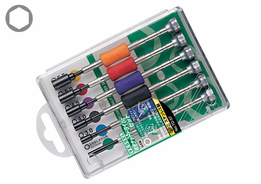 TD-57 Precision Screwdriver Set