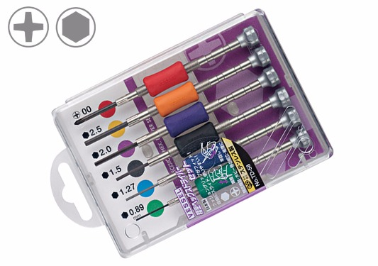 TD-58 Precision Screwdriver Set