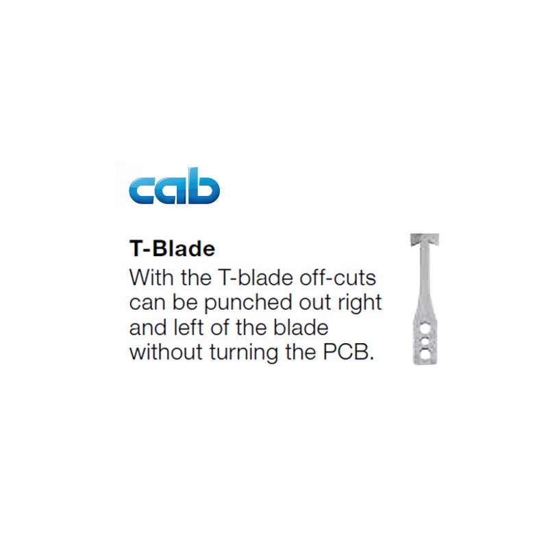 8932138 2.0MM T BLADE FOR HEKTOR PCB SEPARATOR