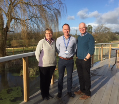 Exeter Consortium establishes an East Devon Centre