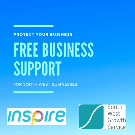 Inspire and South West Growth Service launch free Coronavirus support for business owners