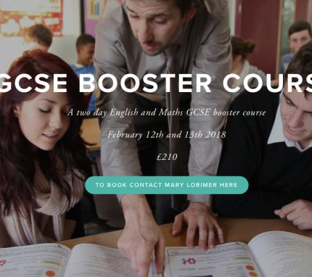 GCSE Booster Course