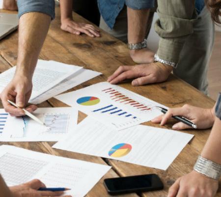 Delivering Business Intelligence using Excel image