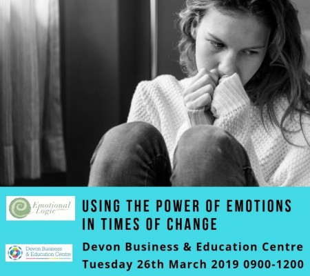 Using the power of emotions in times of change image