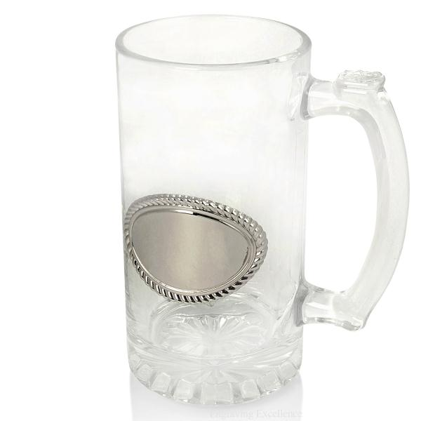 Badged Pint Tankard