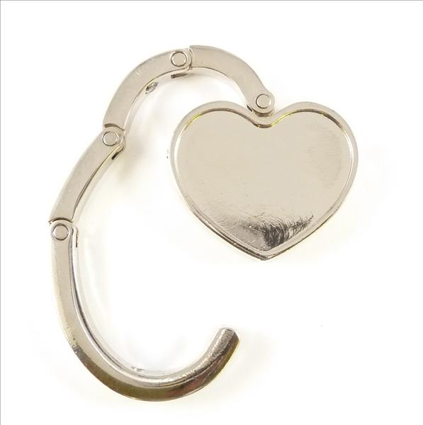 Handbag Hanger - Heart Shaped