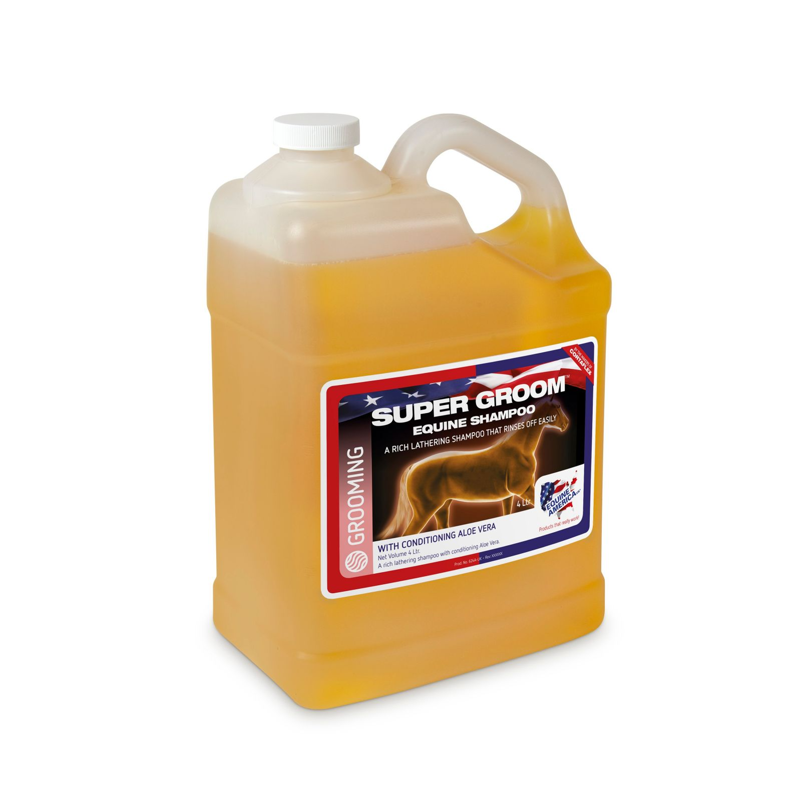 SUPER GROOM EQUINE SHAMPOO