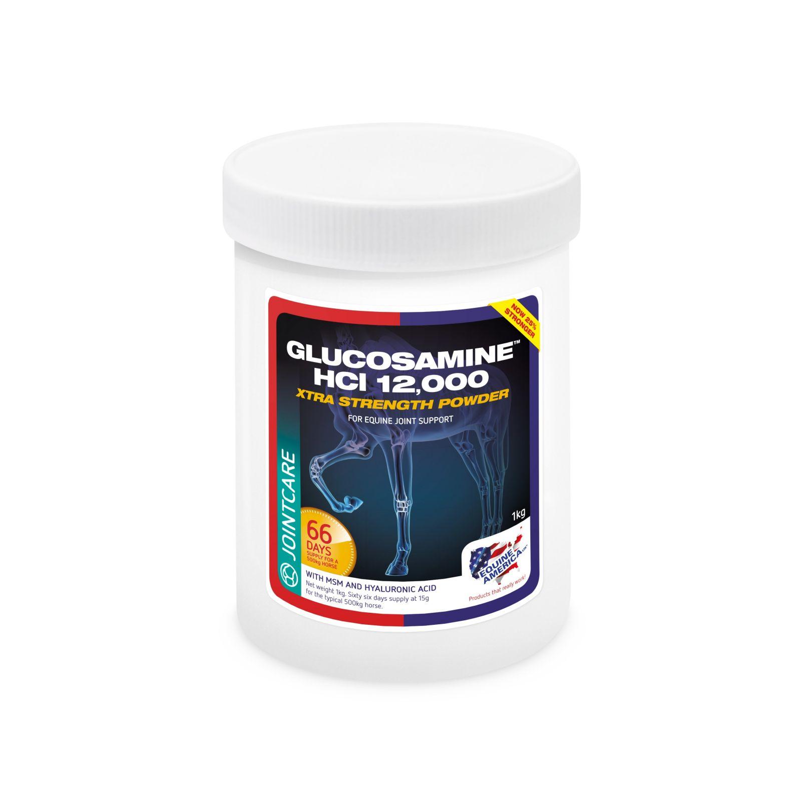 GLUCOSAMINE HCI 12,000 - Premium Quality