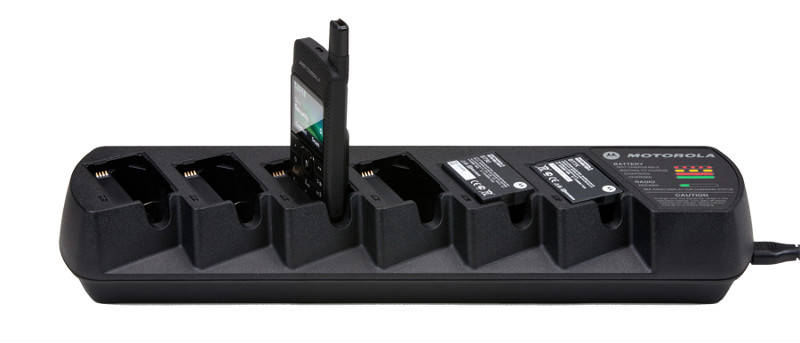 MOTOTRBO MULTI CHARGER - SL4000 SERIES