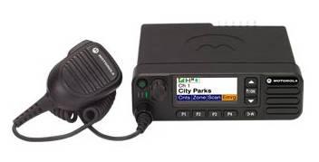 MOTOROLA DM4601e GPS MOBILE