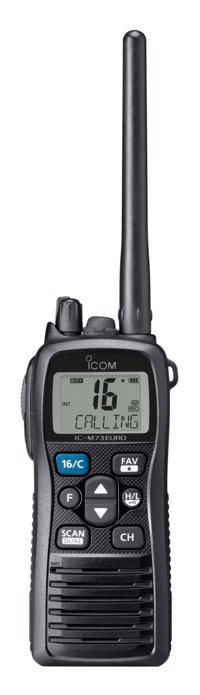 ICOM IC-M73 - EURO