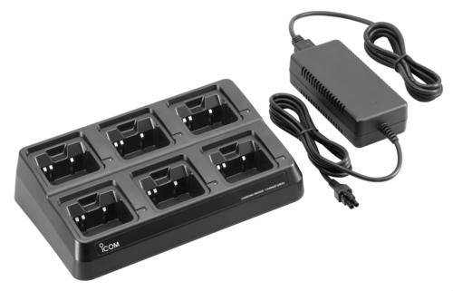 BC-197 6-WAY MULTI CHARGER