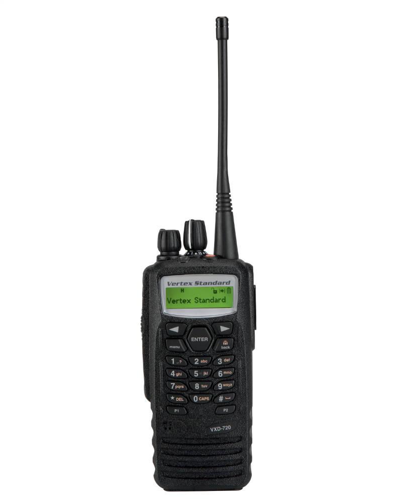VERTEX VXD-720 DIGITAL PORTABLE