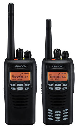 KENWOOD NX-200/MX-300 DIGITAL PORTABLE