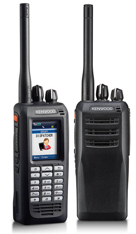 KENWOOD TK-D200/D300 DMR DIGITAL PORTABLE