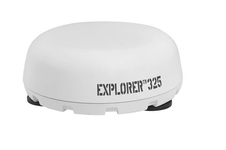 BGAN EXPLORER 325: SATELLITE BROADBAND