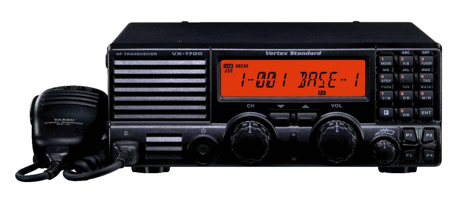 VERTEX VX-1700 HF MOBILE/BASE