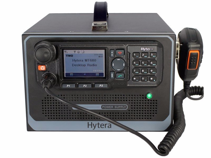 HYTERA POWER SUPPLY & BASE STATION CABINET