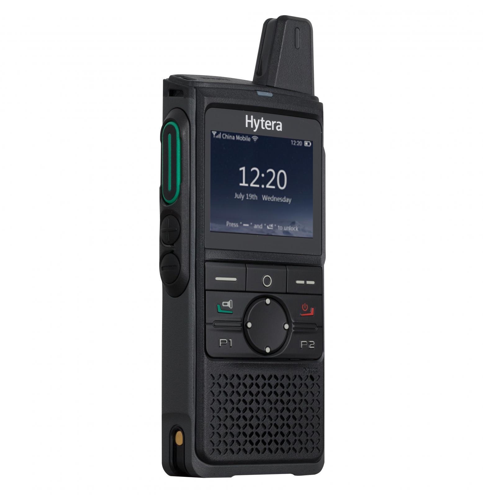 HYTERA PNC370 LTE PORTABLE