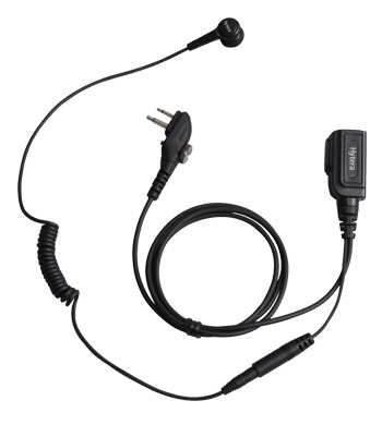 2-WIRE ACOUSTIC TUBE WITH MIC/PTT