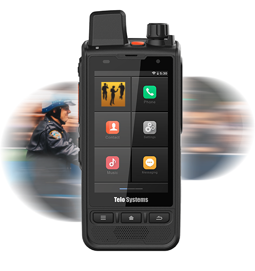 TE590 Network Portable Radio