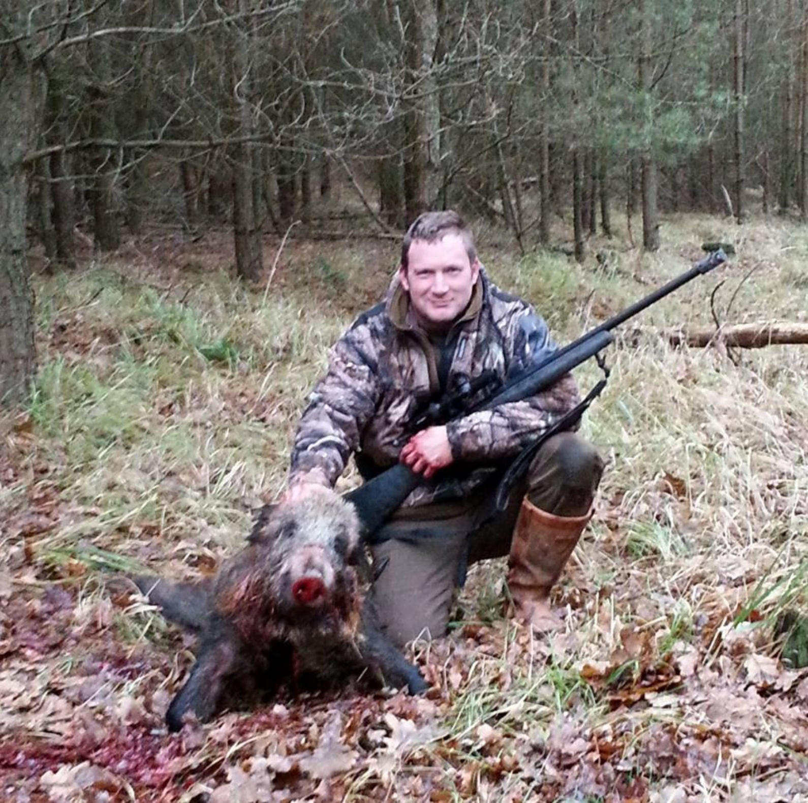 ProStalk Wild Boar Germany