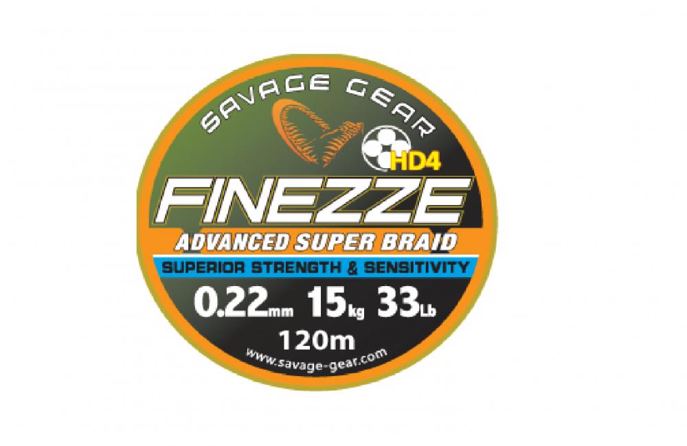 Finezze HD4 Braid 300mm