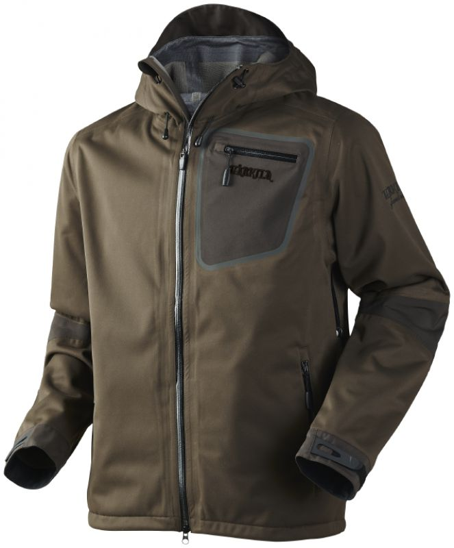 Turek jacket - Hunting Green/Shadow Brown