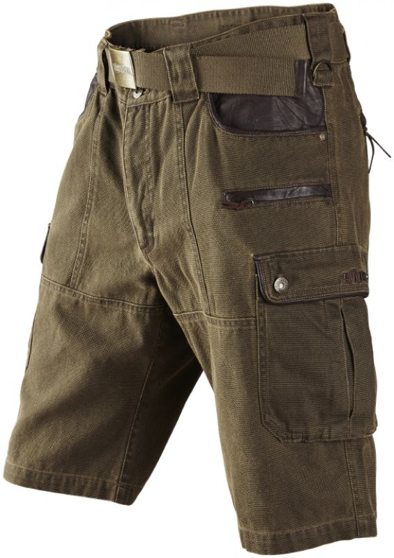 Oryx shorts - Green/Brown