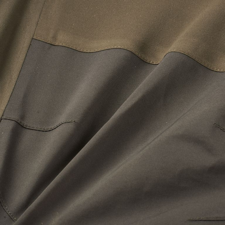 Turek trousers - Hunting Green/Shadow Brown