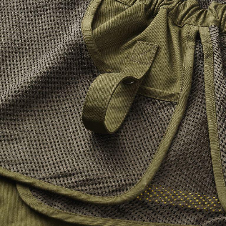 Skeet waistcoat - Duffel Green