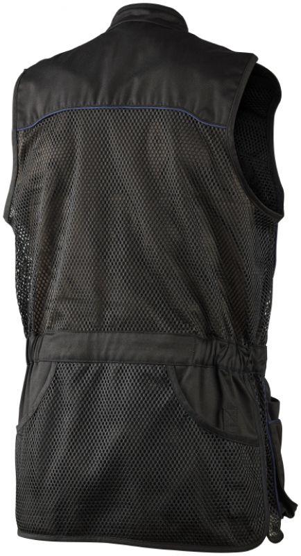 Skeet waistcoat - Black