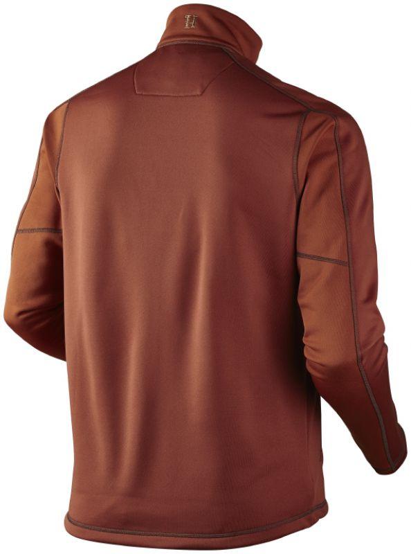 Svarin fleece - Burnt Orange