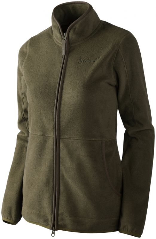 Bolton Lady fleece - Pine Green