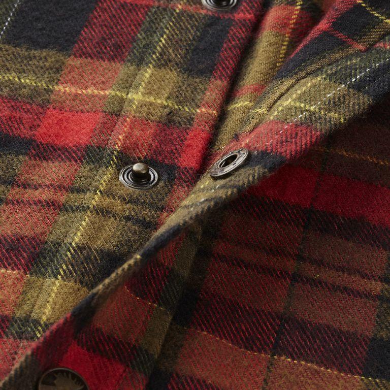 Keto shirt - Red Check