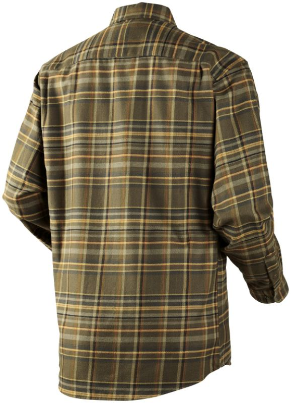 Kaldo shirt - Green Check - L