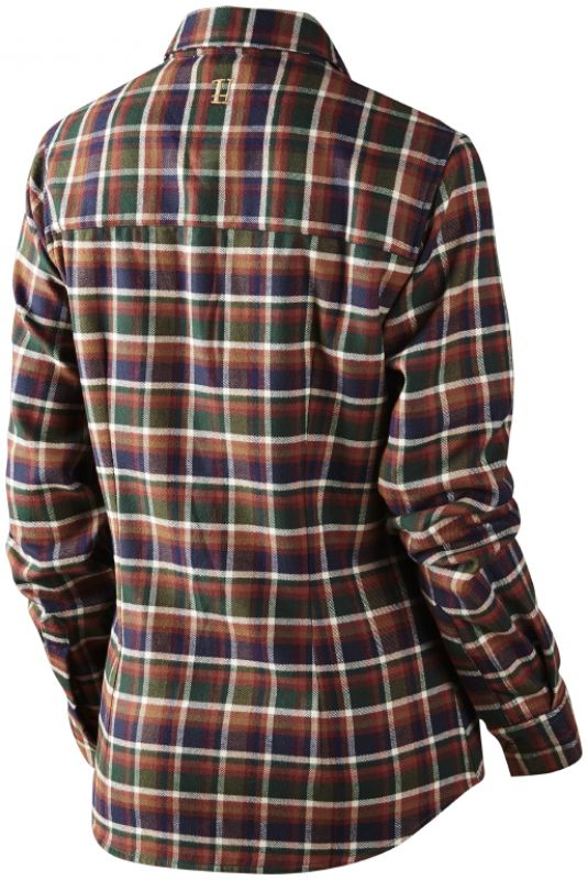 Kaali Lady shirt - Multi Check