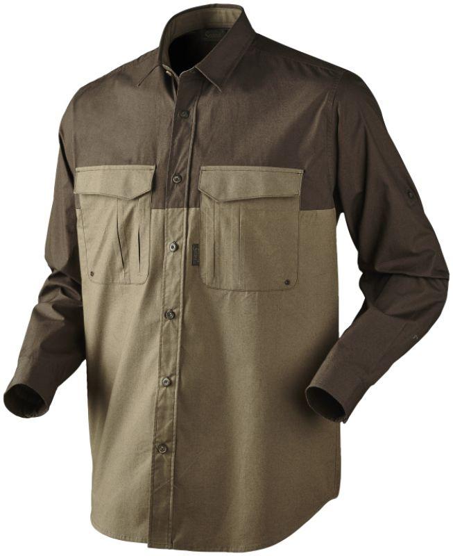 Trekking shirt - Demitasse Brown