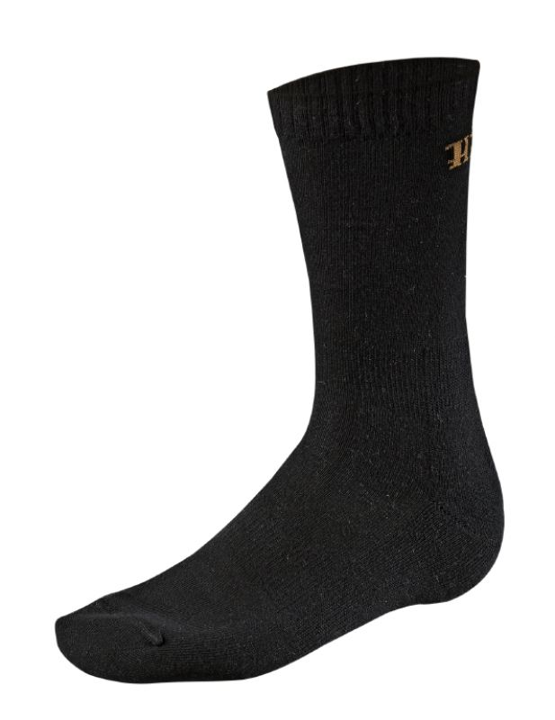 Casual 2-pack socks - Grey/Black