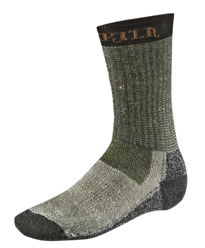 Coolmax midweight sock - Green